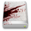 64x64px size png icon of The Blood Splattered Drive