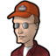 64x64px size png icon of Dale Gribble