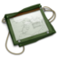 64x64px size png icon of Map Case