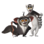 64x64px size png icon of King Julian