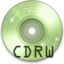 64x64px size png icon of CDRW