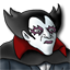 64x64px size png icon of Villain