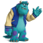 64x64px size png icon of Monsters James P Sullivan
