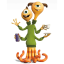 64x64px size png icon of Monsters Terry