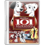 64x64px size png icon of 101 dalmatians