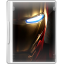 64x64px size png icon of ironman