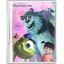 64x64px size png icon of monsters inc walt disney