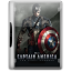 64x64px size png icon of Captain America