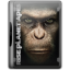 64x64px size png icon of Rise of the Planet of the Apes