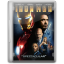 64x64px size png icon of Iron Man