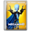 64x64px size png icon of Megamind 3D