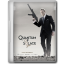 64x64px size png icon of 007 Quantum of Solace