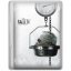 64x64px size png icon of Saw IV