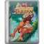 64x64px size png icon of Tarzan