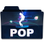 64x64px size png icon of Pop 2