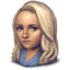 64x64px size png icon of Claire