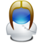 64x64px size png icon of Colette