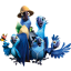 64x64px size png icon of Rio2 Family