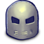 64x64px size png icon of Awsome Classic Helmet