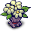 64x64px size png icon of Bouquet