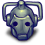 64x64px size png icon of CYBERMAN!!