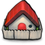 64x64px size png icon of House