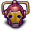 64x64px size png icon of IRONCYBERMAN!!