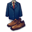 64x64px size png icon of Jacket, Shoes
