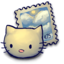 64x64px size png icon of Kitty Stizamp