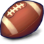 64x64px size png icon of football
