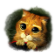 64x64px size png icon of Puss 3