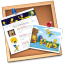 64x64px size png icon of iWeb simpsons