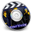 64x64px size png icon of iDVD