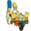 64x64px size png icon of The Simpsons 03