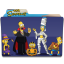 64x64px size png icon of Simpsons Folder 02