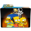64x64px size png icon of Simpsons Folder 04