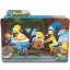 64x64px size png icon of Simpsons Folder 11