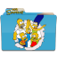 64x64px size png icon of Simpsons Folder 12