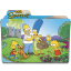 64x64px size png icon of Simpsons Folder 14
