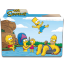 64x64px size png icon of Simpsons Folder 15