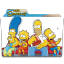 64x64px size png icon of Simpsons Folder 17