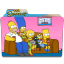 64x64px size png icon of Simpsons Folder 18