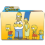64x64px size png icon of Simpsons Folder 20