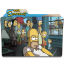 64x64px size png icon of Simpsons Folder 21