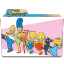 64x64px size png icon of Simpsons Folder 25