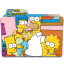 64x64px size png icon of Simpsons Folder 26