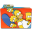 64x64px size png icon of Simpsons Folder 27