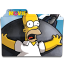 64x64px size png icon of Simpsons Folder The Movie 02