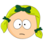 64x64px size png icon of Butters Marjorine head