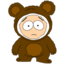 64x64px size png icon of Butters Mr Biggles
